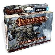 Image de Pathfinder - Le Jeu de Cartes: L'Eveil des Seigneurs des Runes - Aventure 3- Le Massacre de la Montagne Crochue