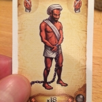 Image de Five Tribes : 12 cartes esclaves