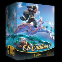Image de Oh Capitaine ! Legend of luma