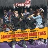 Image de Zombicide - Pack de tuiles Angry Neighbours