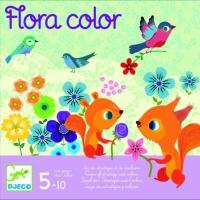 Image de Flora color