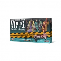 Image de Zombicide - Box of zombies - set #9 - VIP #1 - Very infected people