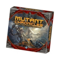 Image de Mutant chronicles (jeu de figurines à collectionner)