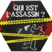 Image de Qui est l'assassin ? : Le kit complet pour organiser des Murder Parties