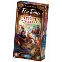 Image de Five Tribes : Les Caprices du Sultan