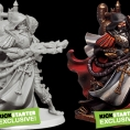 Image de Rum & Bones 2nd Tide - Iron Inquisition Promo Capitaine KS Exclusive