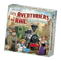 Image de Les aventuriers du rail : Allemagne