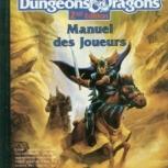 Image de Advanced Dungeons & Dragons - 2ème Edition VF - Manuel des joueurs