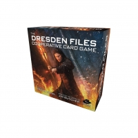 Image de The Dresden Files Cooperative Card Game
