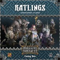 Image de Massive Darkness: Enemy Box – Ratlings