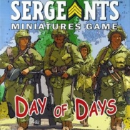 Image de Sergeant miniatures game - Day Of Days
