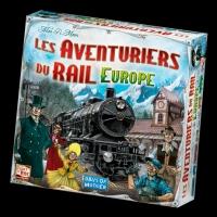 Image de Les Aventuriers du Rail - Europe