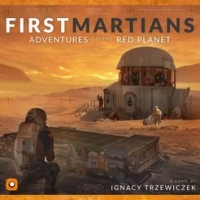 Image de First Martians: Adventures on the Red Planet - Limited Pre-Order Edition