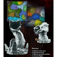Image de Cthulhu Wars : Les Cartes Des Contrées Du Rêve