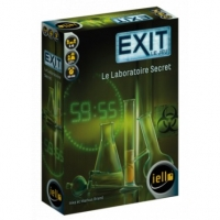 Image de Exit - Le Laboratoire Secret