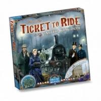 Image de Les aventuriers du rail - 05 : Royaume Uni