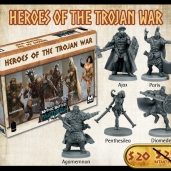 Image de mythic battles pantheon : Trojan war