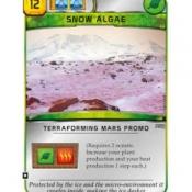 Image de Terraforming Mars - Carte Snow Algae