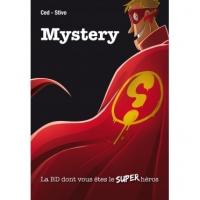Image de Mystery - la bd dont vous êtes le héros