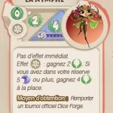 Image de Dice Forge - Carte supplémentaire La Nymphe