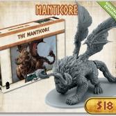 Image de mythic battles Pantheon : Manticore