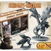 Image de mythic battles pantheon : Echidna's children