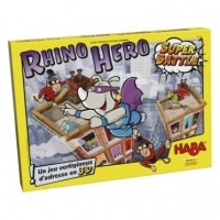 Image de Rhino Hero - Super Battle