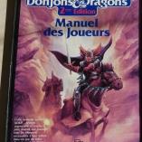 Image de advanced d&d 2nd edition. Manuel des joueurs