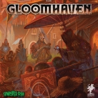 Image de Gloomhaven - Removable Stickers Set
