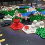 Image de Terraforming Mars - Tuiles 3D - Fabrication Artisanale