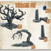 Image de Mythic Battles Pantheon : Terrain Set