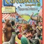 Image de Carcassonne : 10 - Tous en Piste