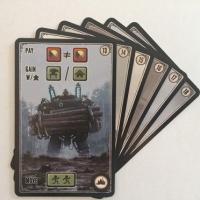 Image de Scythe - Cartes Usine Bonus