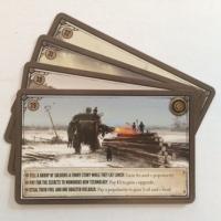 Image de Scythe - Cartes Rencontre Bonus #1 (29 à 32)