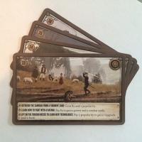 Image de Scythe - Cartes Rencontre Bonus #2 (33 à 36)