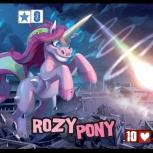 Image de King Of Tokyo : Rozy pony
