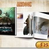 Image de mythic battles pantheon : Artbook
