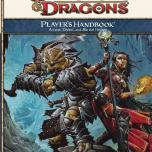 Image de Dungeons & Dragons - 4th Edition - Player's Handbook