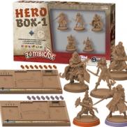 Image de Zombicide Black Plague - Hero box 1