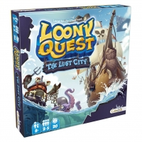 Image de Loony Quest - The Lost City