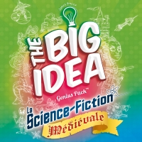 Image de The Big Idea - Genius Pack 1 - La Science Fiction Medievale