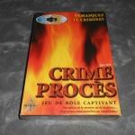 Image de Crime et Procès - Jeu de rôle
