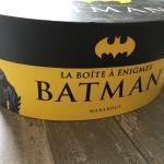 Image de La boîte à énigmes BATMAN