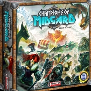 Image de Champions of Midgard edition Kickstarter complète
