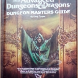 Image de Advanced Dungeons & Dragons VO - Dungeon Masters Guide