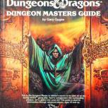 Image de Advanced Dungeons & Dragons - 1st Edition - Dungeon Masters Guide