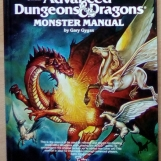 Image de Advanced Dungeons & Dragons VO - Monster Manual