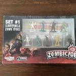 Image de Zombicide set #1 - Survivors & Zomb'ivors