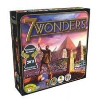 Image de 7 Wonders + extension Cities