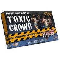 Image de Zombicide - Box Of Zombies - Set 2 toxic crowd